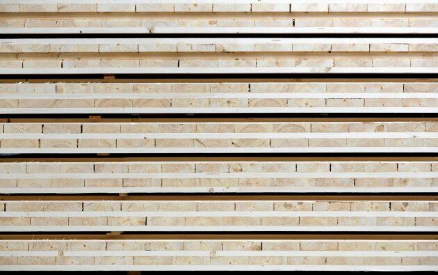 KL-trä från Martinsons.