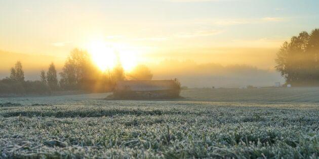 Finsk miljöminister oroad över lantbrukares avhopp