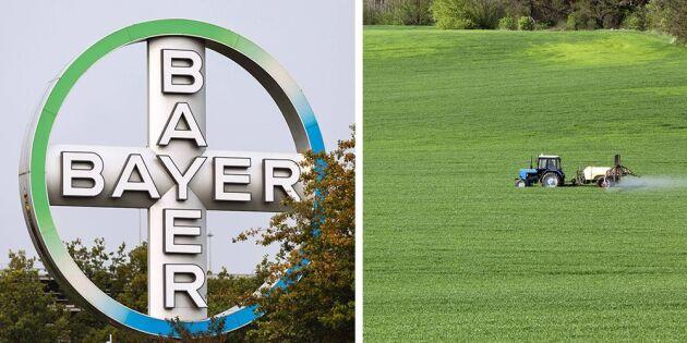 EU säger ja till Bayers köp av Monsanto