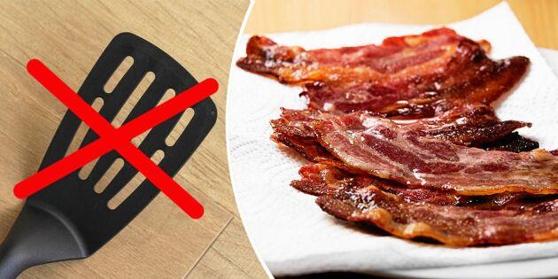 5 giftfällor i köket som du inte kände till