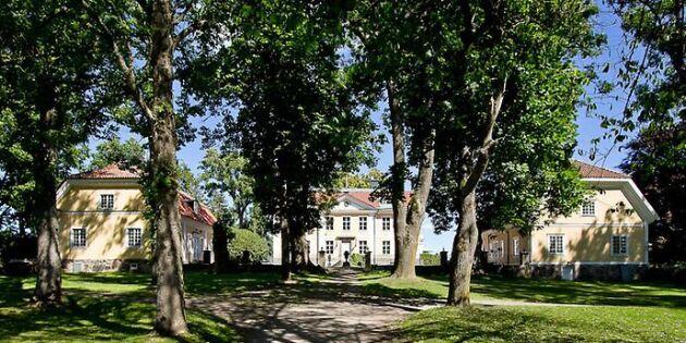Till salu: 10 dyraste gårdarna i Sverige – vilken drömmer du om?