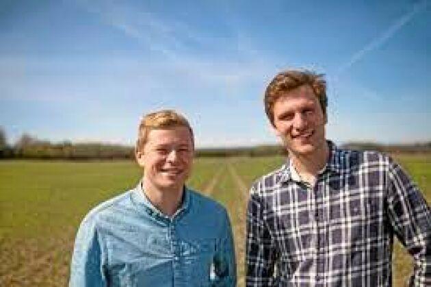 Joel Glemne och Niklas Ericson.