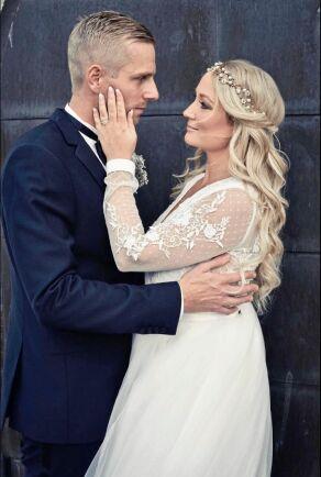 I höstas gifte sig Kristian och Isabell. Det blev ett enklare och mindre bröllop än de tidigare planerat. Alla gäster visste att Isabell var sjuk, så på något sätt blev kärleken och alla känslor förstärkta.