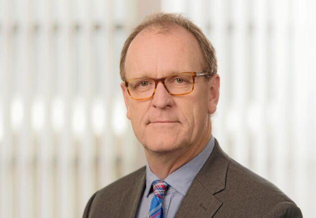 Jörgen Lindquist, affärsområdeschef, Södra Wood.