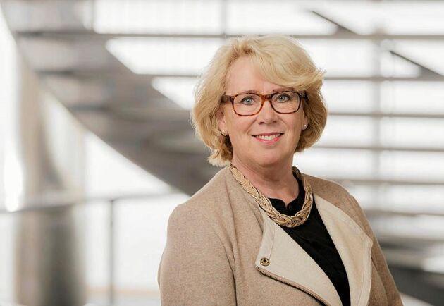Det finns många kvinnliga företagare i skogsbranschen, med beslutskraft, kunskap och kapital, skriver Lena Ek.