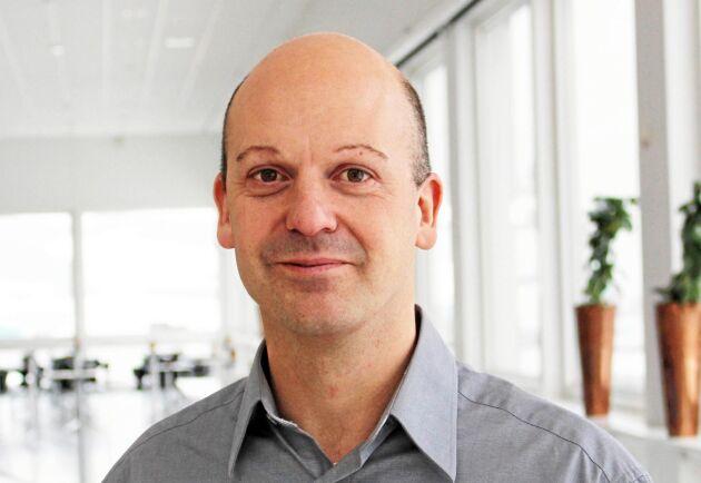 – Förhoppningen är att få in idéer inom olika teman: Digitalt, något enkelt eller litet och säkerhet och ergonomi, säger Mattias Pontén.