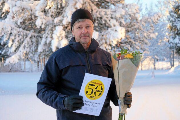 Anders Pettersson har drivit rätten till ersättning för skogsägare som nekats avverkning i fjällnära skogar.