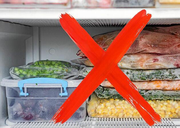 Så fryser du in maten helt plastfritt – 3 smarta sätt!