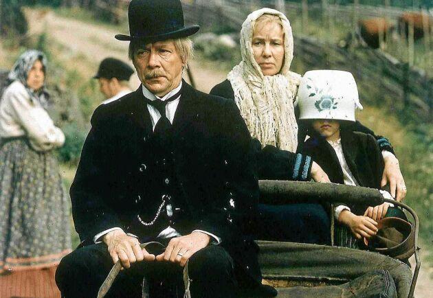 Emil I Lönneberga-filmen var en svensk-tysk samproduktion och ett flertal av skådespelarna var tyska och fick dubbas till svenska.