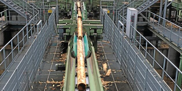 Rekordpriser på trävaror