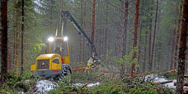 Ökad produktion kräver skogsägarnas insatser