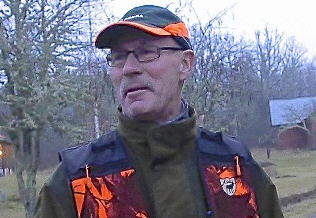 Börje Karlsson ser positivt på mer samverkan mellan jaktlagen i Fågelforstrakten.