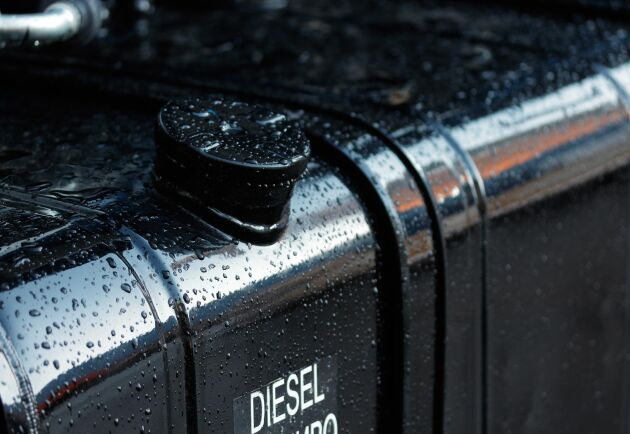 Polisen har fått flera larm om dieselstölder i Halland. Arkivbild.