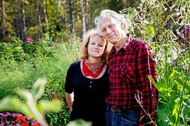 Ann-Helen och Gunnar är kunniga miljö- och jordbruksdebattörer som hoppas på en politisk vilja till att stötta ett hållbart jordbruk.
