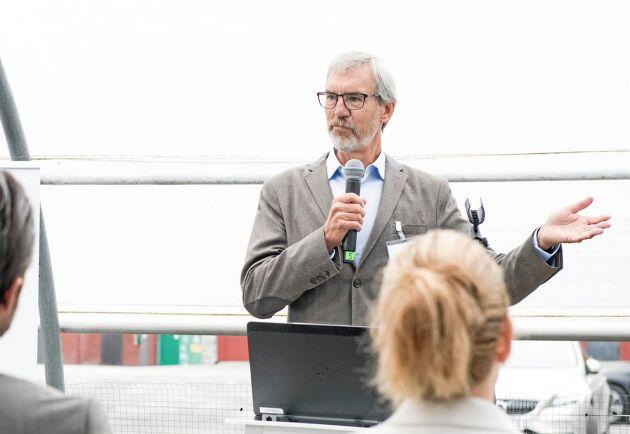Göran Nordlander.