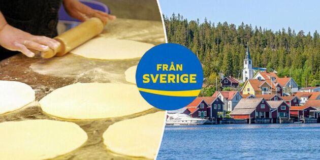 Upptäck smakerna från Ångermanland: Surströmming, tunnbröd och världsberömd gin