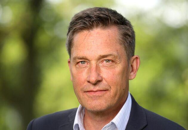 Ulf Wallin är LRF:s presschef.