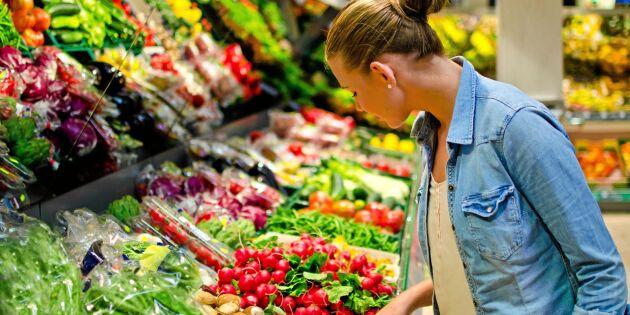 Här är grönsakerna som du ska sluta köpa – om du värnar om klimatet