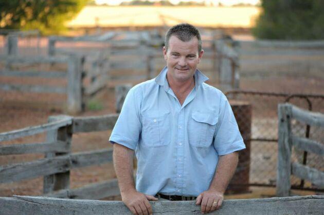 Brendan Farrell är själv lantbrukare och drog igång initiativet 2014.