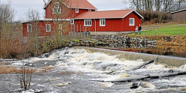 Eniga om vattenkraftens samhällsnytta