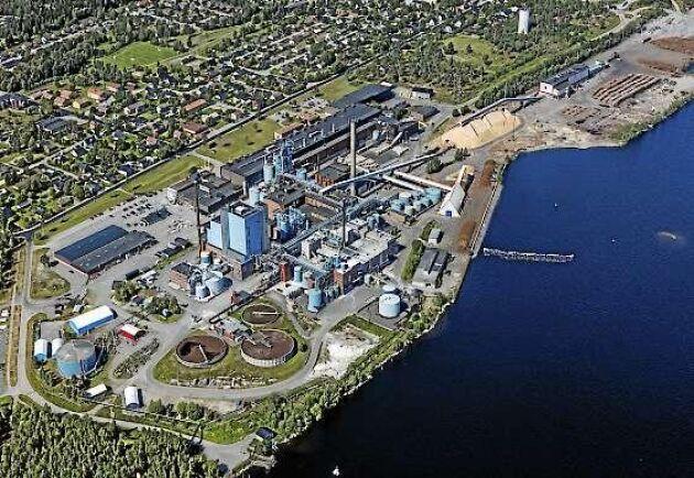SCA ser över möjligheterna till att i det närmaste fördubbla produktionen vid pappersbruket i Obbola.