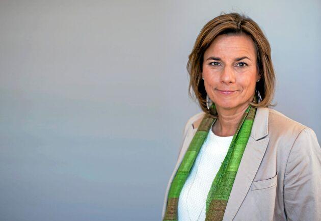Isabella Lövin är språkrör för Miljöpartiet och miljö- och klimatminister.