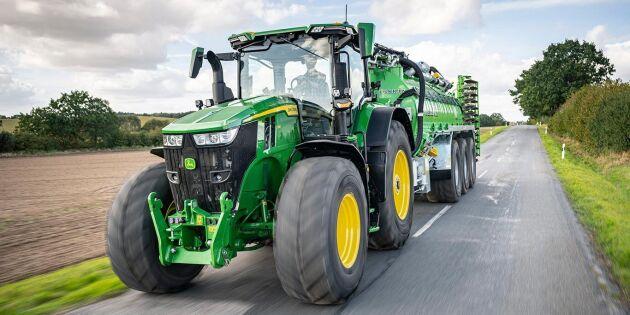 Här är Sveriges populäraste traktormärke