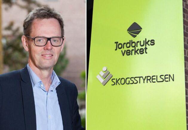 Även om Jordbruksverket skulle vilja är det omöjligt att anställa så många IT-experter som behövs för ett så stort IT-system. Det förklarar Tomas Nilsson, Jordbruksverkets chefsarkitekt för IT-system.