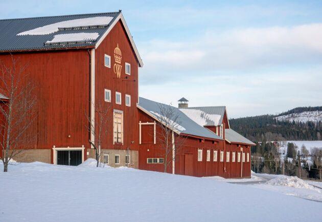 Hovslagarutbildningen på Wången i Jämtland har funnits sedan 2009. 2017 blev utbildningen treårig.