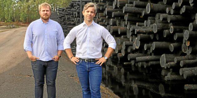Största vinsten på tio år för JGA sågverk