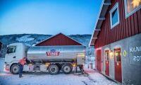 Elmotorn kan spara tusentals liter diesel