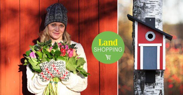 Nyheterna som nu finns att köpa via Landshopping.se är småskaligt producerad och äkta svenskt hantverk.