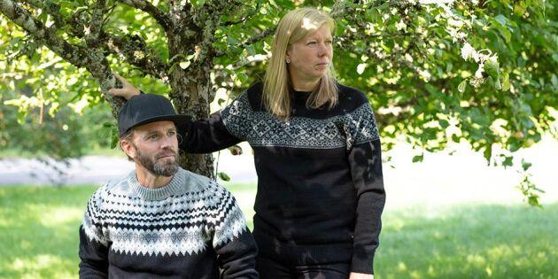 Stickat och sytt i Sverige – möt hösten i sköna ullnyheter från Sätila