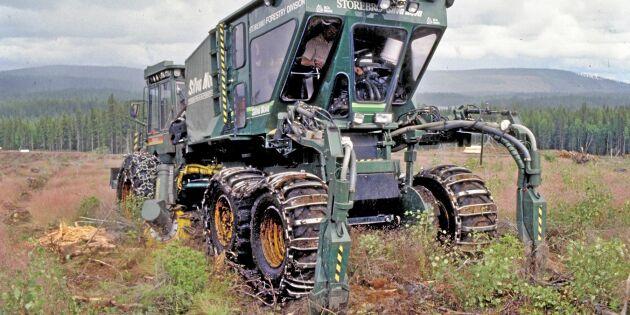 Målet: Maskinen ska sköta planteringen själv