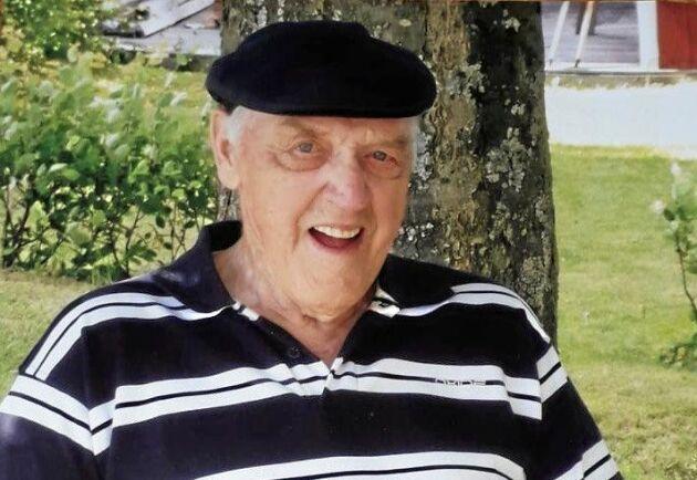 Lennart Jonsson fyller 100 år i dag, 28 september.