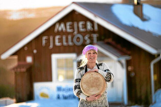 Erika Ecknell, Funäsdalen.