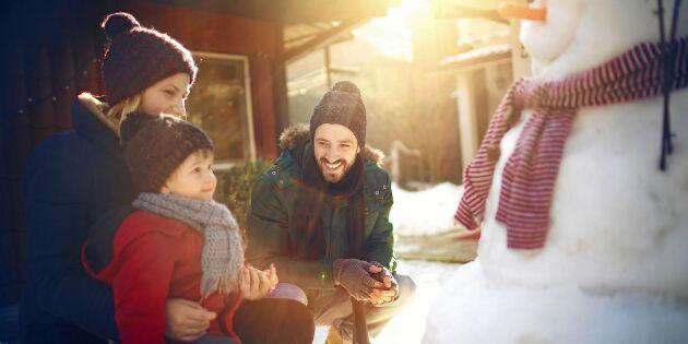 Sverige är världens bästa land för föräldrar och barn