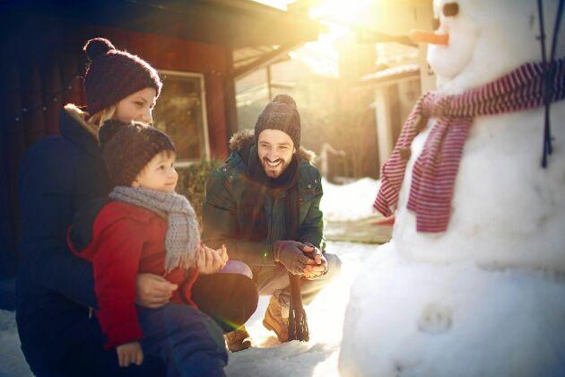 Sverige är världens bästa land för föräldrar och barn.
