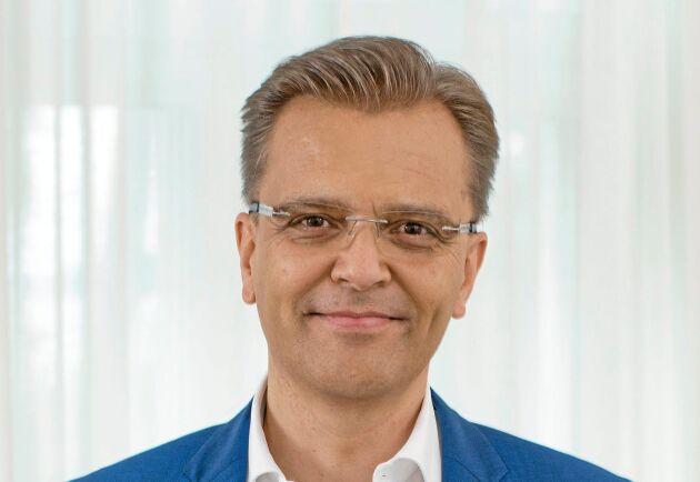 Jari Latvanen, koncernchef på HK Scan.