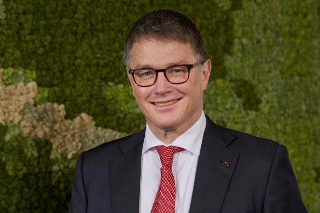 Lantmännens vd Per Olof Nyman.