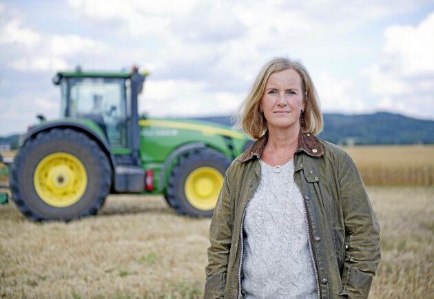 Annika Bergman, verksamhetschef på jobbsajten Gröna Jobb.