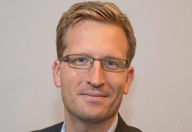 Per Skargren, segmentschef för Skog & Lantbruk på Ludvig & Co (tidigare LRF Konsult).