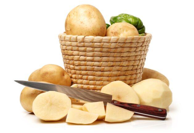 Den andra tävlingsuppgiften i finalen av Årets Kock 2019 den 12-13 september är att presentera en potatisrätt på sex tallrikar.