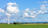 Snål blåst lyfter elpriset