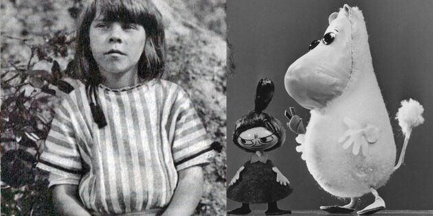 Tove Janssons Mumintroll fyller 75 år – historien bakom älskade figuren