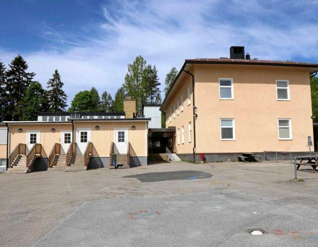 Ramshyttans skola i Ramsberg.