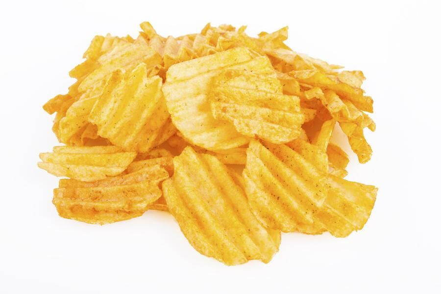 Chips Pile