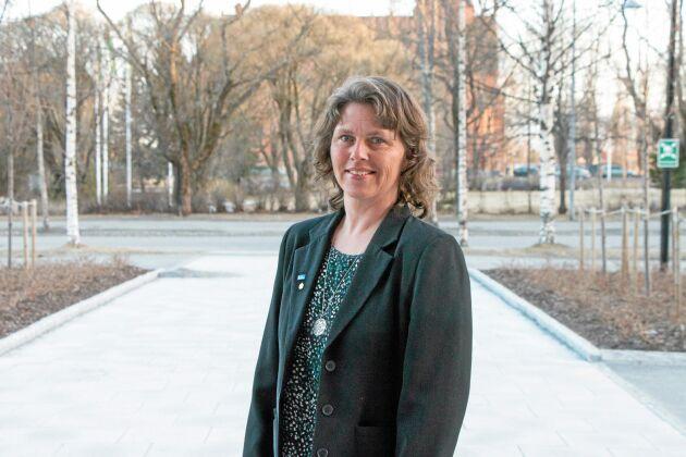 Ulla Bergström, ordförande Norrmejerier
