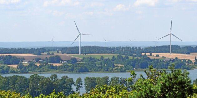 """""""Viktigt att bevara närdemokratin i vindskraftsfrågan"""""""