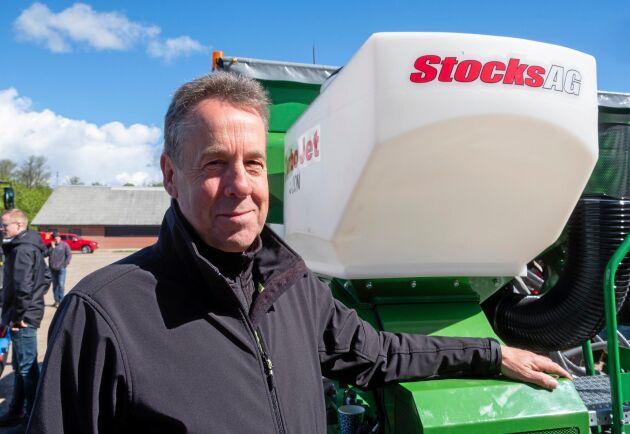 Simon Clarke är teknik- och försäljningschef på Simtech Aitchinson.